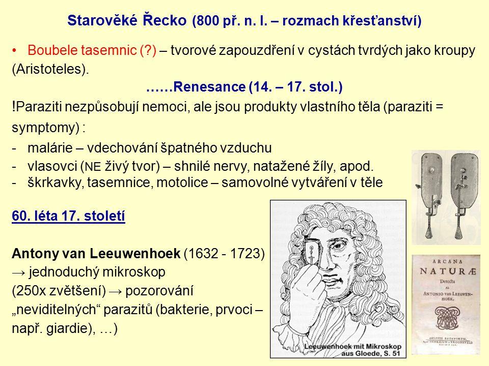 Starověké Řecko (800 př. n. l. – rozmach křesťanství)