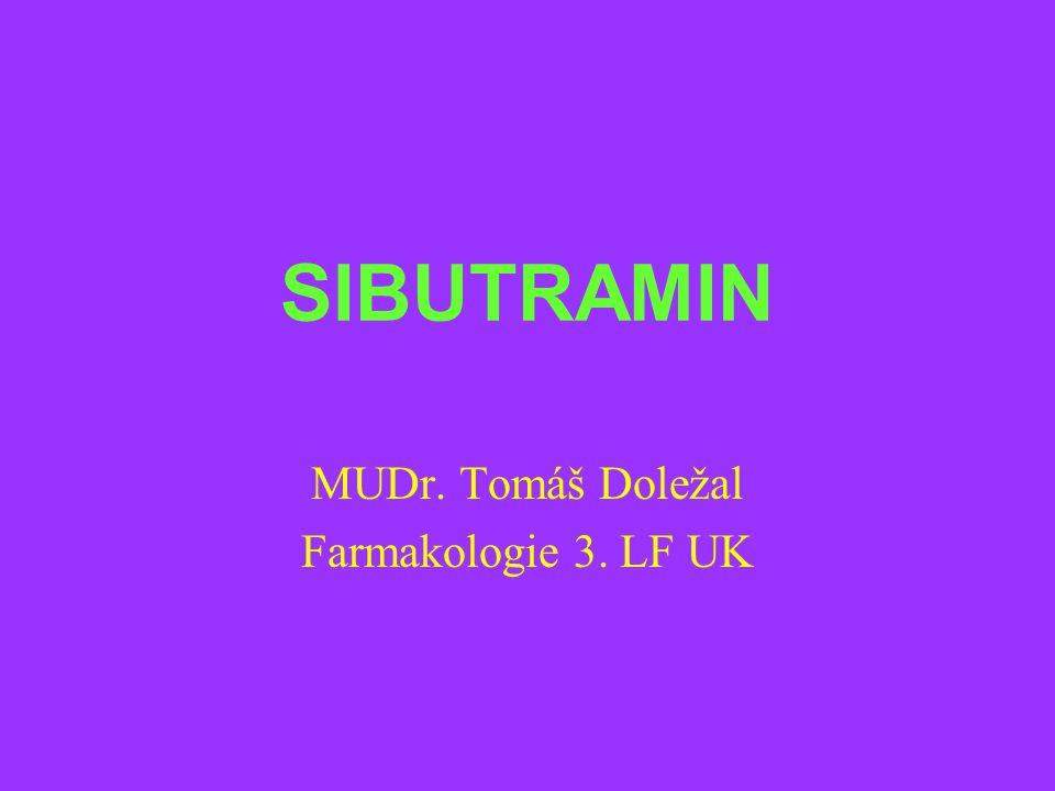 MUDr. Tomáš Doležal Farmakologie 3. LF UK