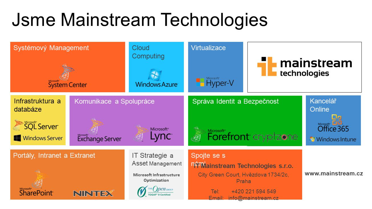 Jsme Mainstream Technologies