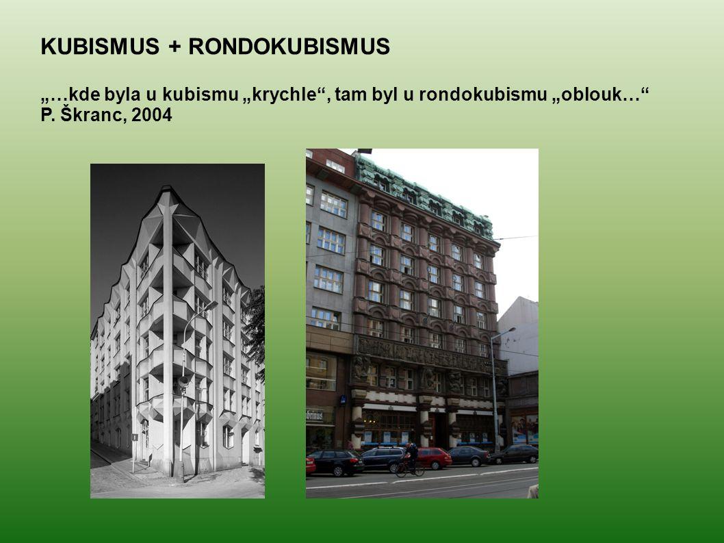 KUBISMUS + RONDOKUBISMUS