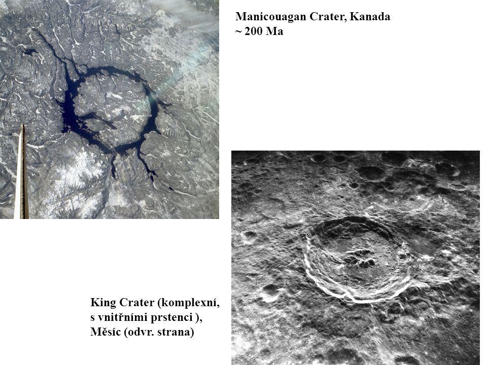 Manicouagan Crater, Kanada