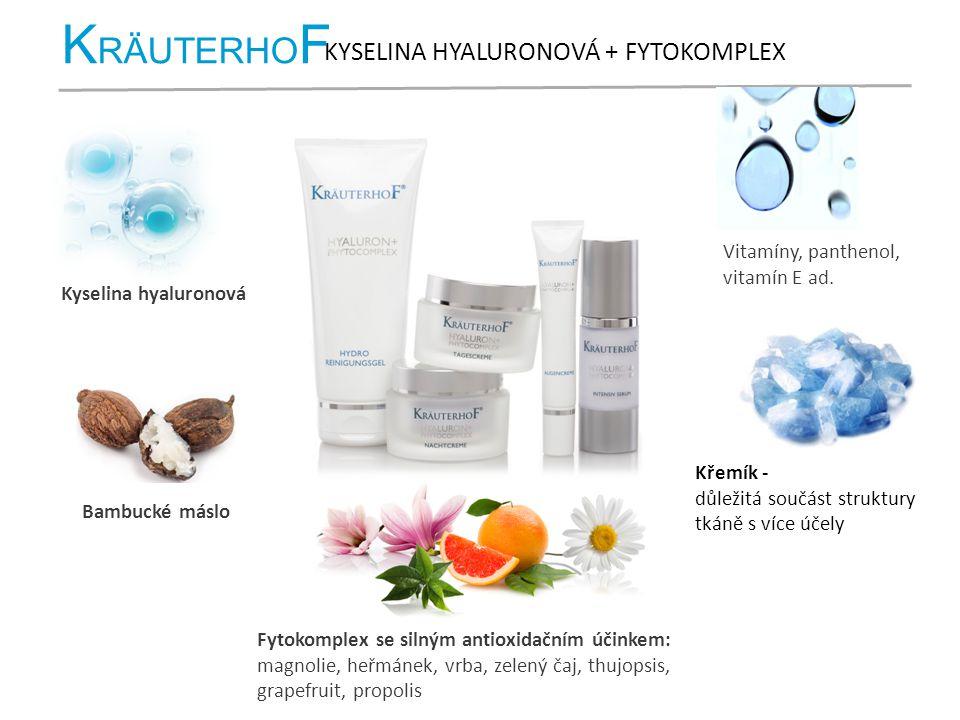 KYSELINA HYALURONOVÁ + FYTOKOMPLEX