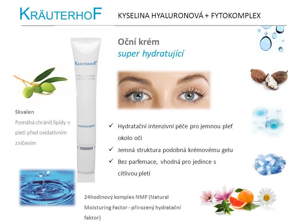 KRÄUTERHOF Oční krém super hydratující