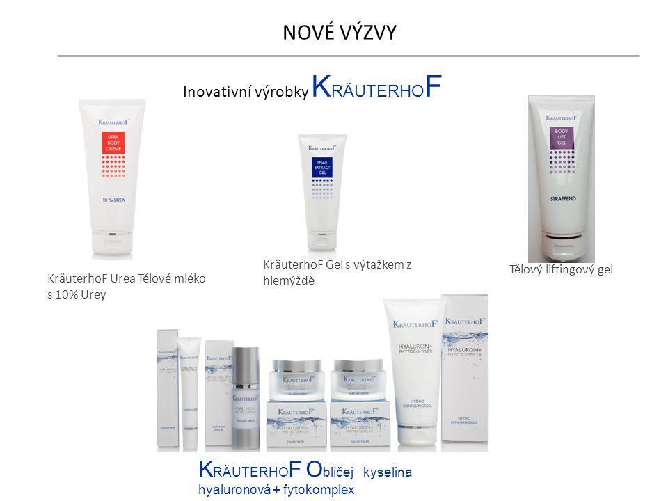 KRÄUTERHOF Obličej kyselina hyaluronová + fytokomplex