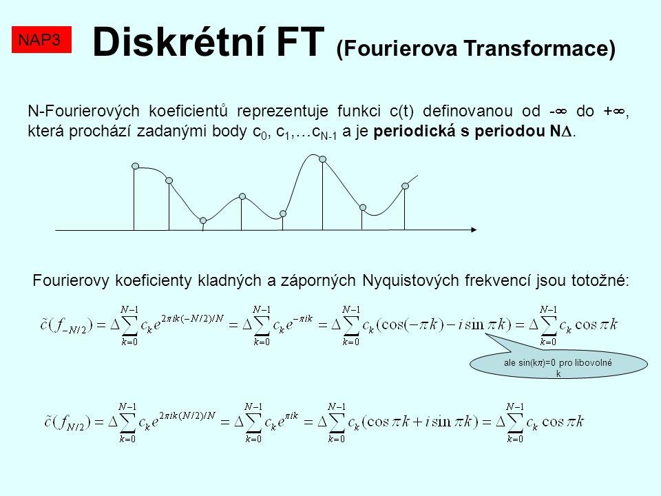 ale sin(k)=0 pro libovolné k