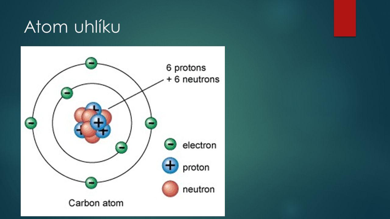 Atom uhlíku