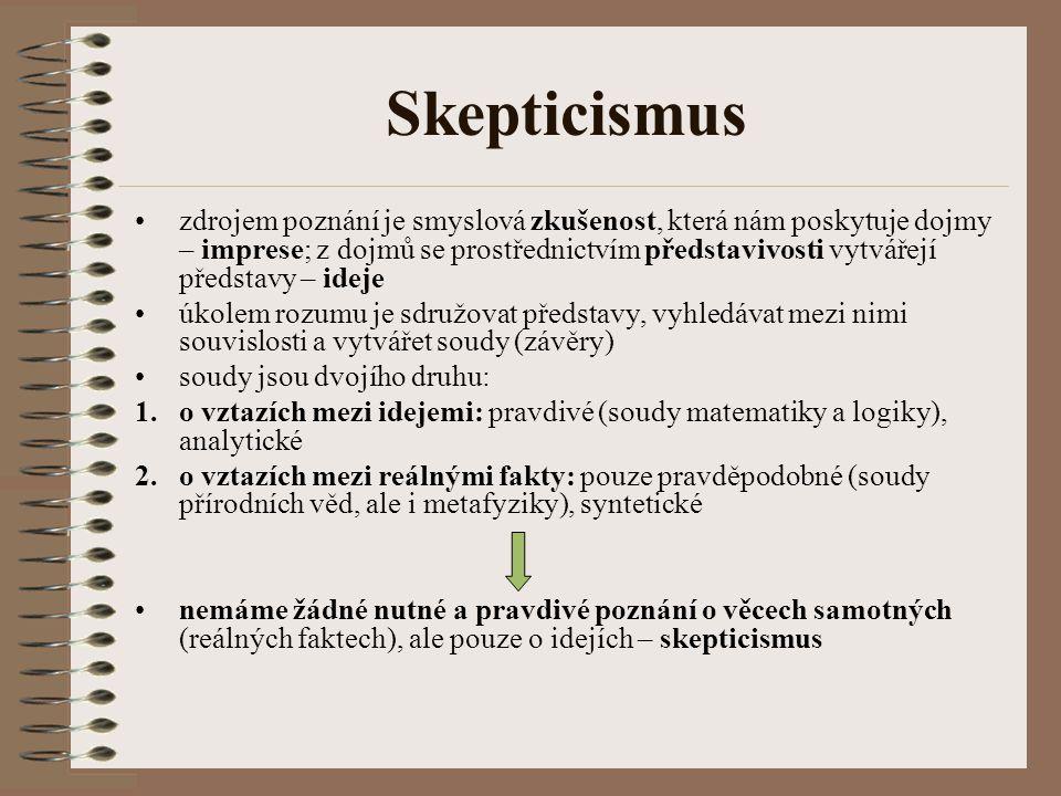 Skepticismus