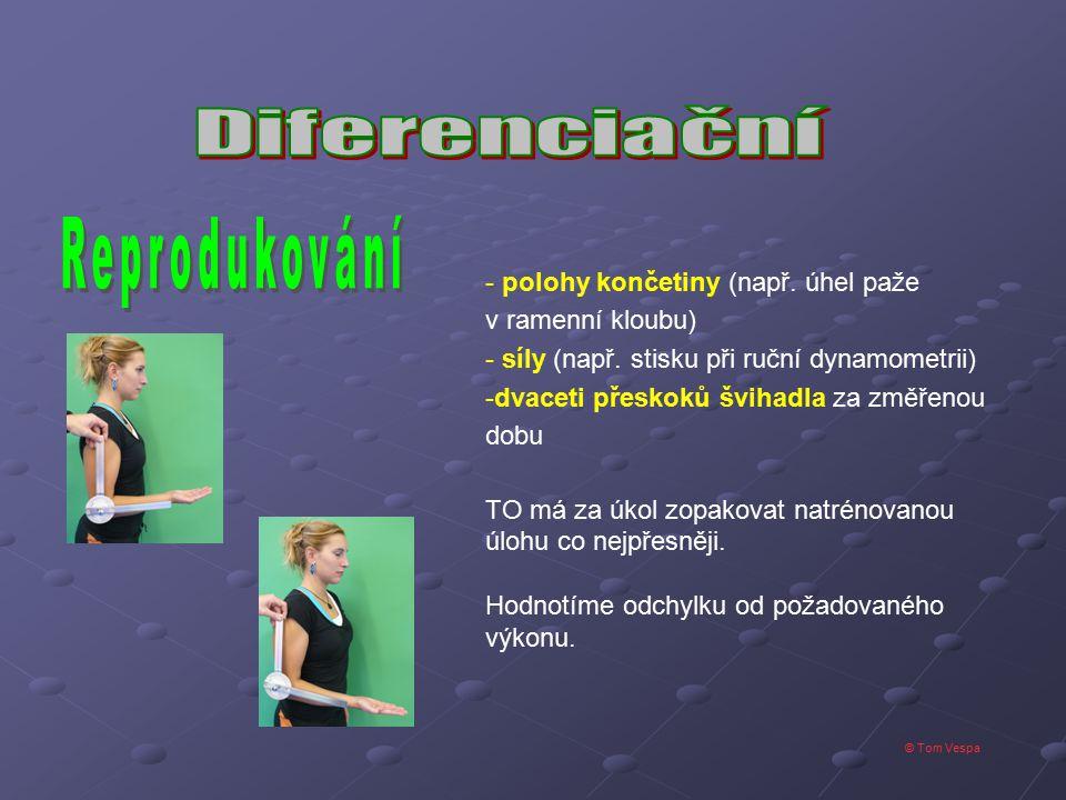 Reprodukování Diferenciační