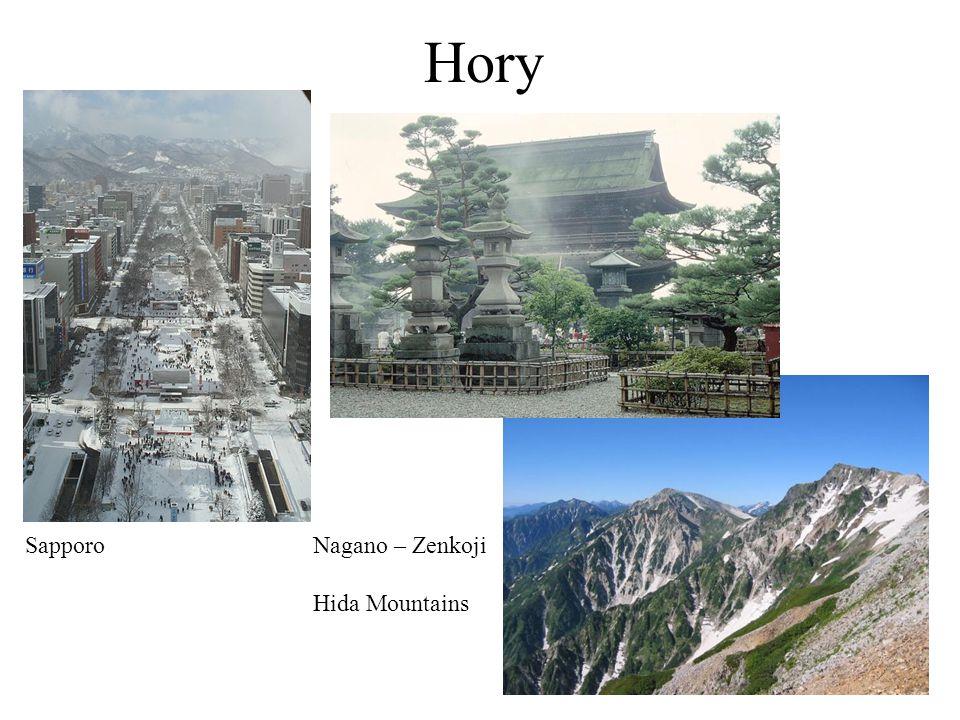 Hory Sapporo Nagano – Zenkoji Hida Mountains 5