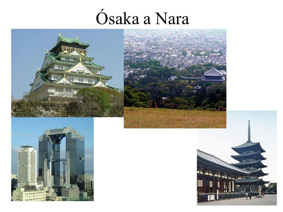 Ósaka a Nara 7