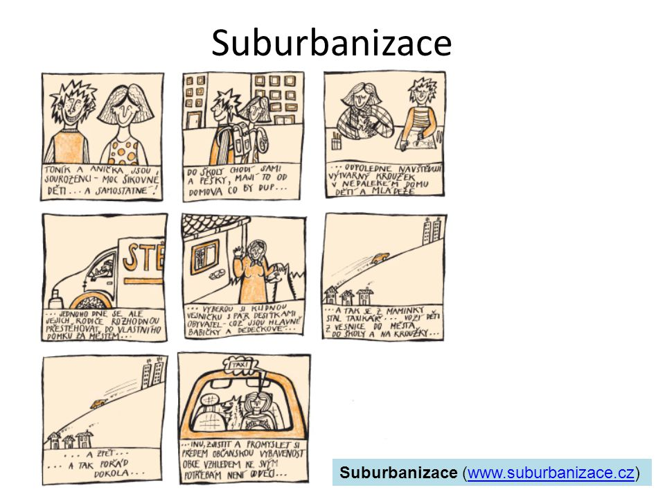 Suburbanizace Suburbanizace (www.suburbanizace.cz) 54