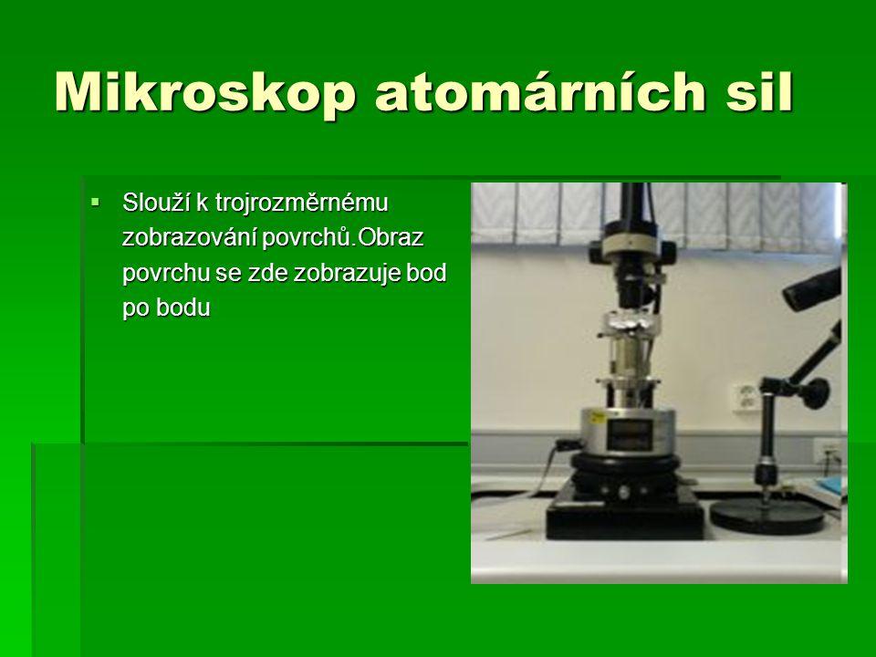 Mikroskop atomárních sil