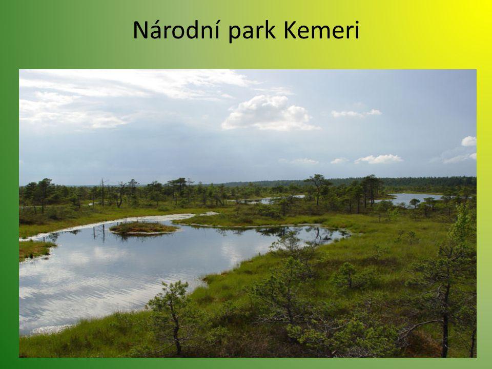 Národní park Kemeri
