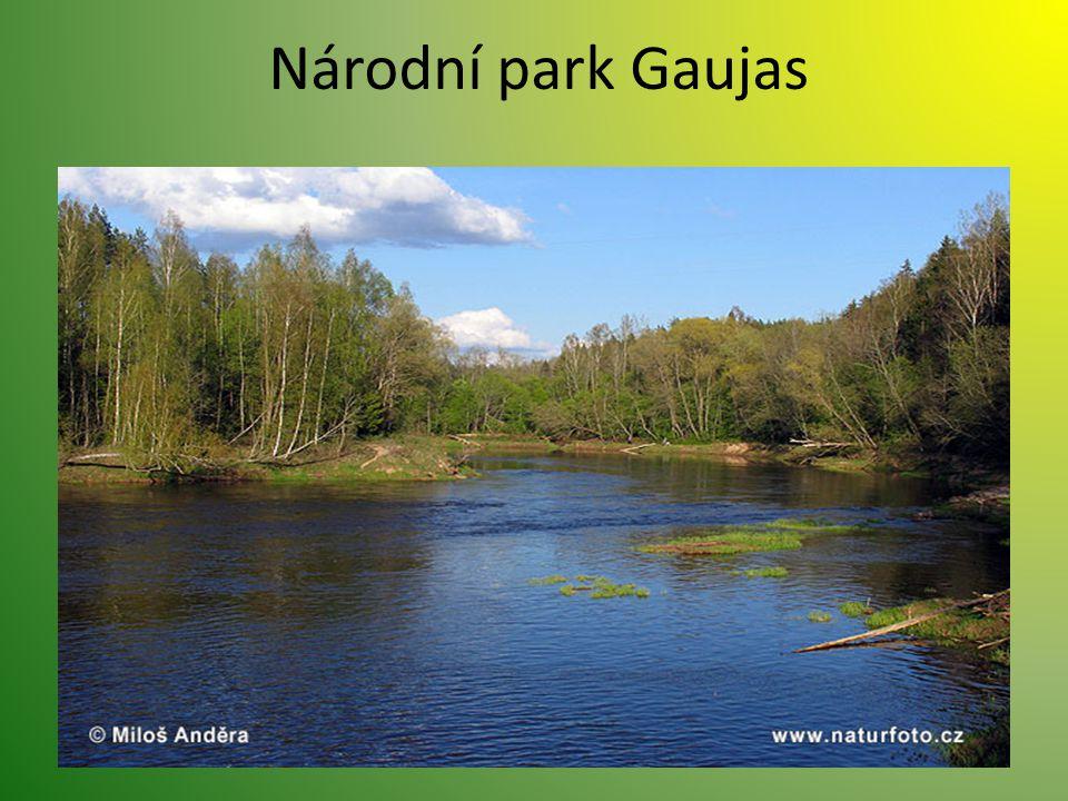 Národní park Gaujas