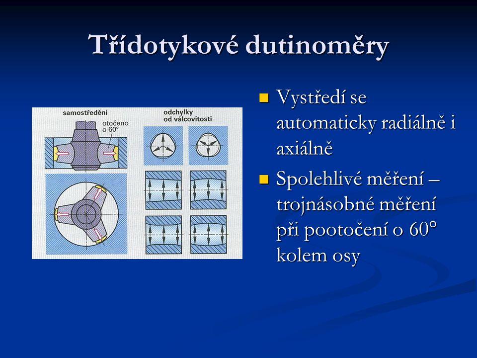 Třídotykové dutinoměry