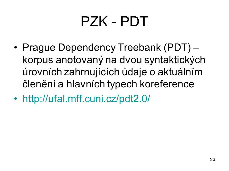 PZK - PDT