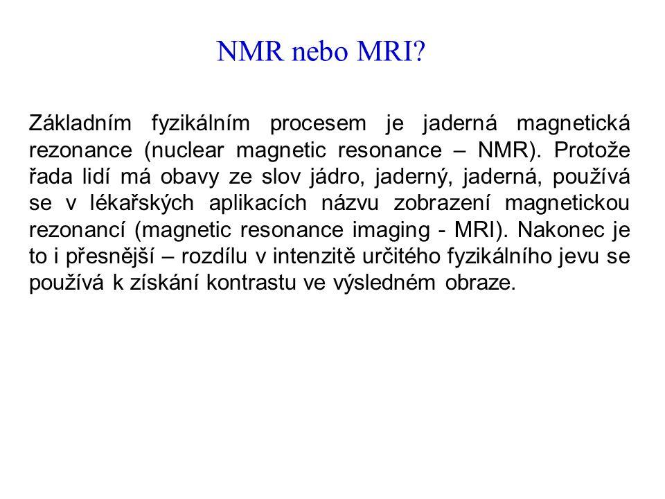 NMR nebo MRI