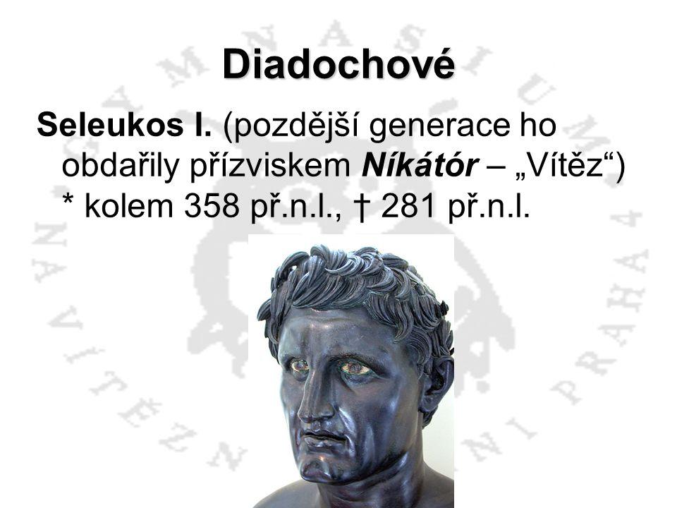 Diadochové Seleukos I.