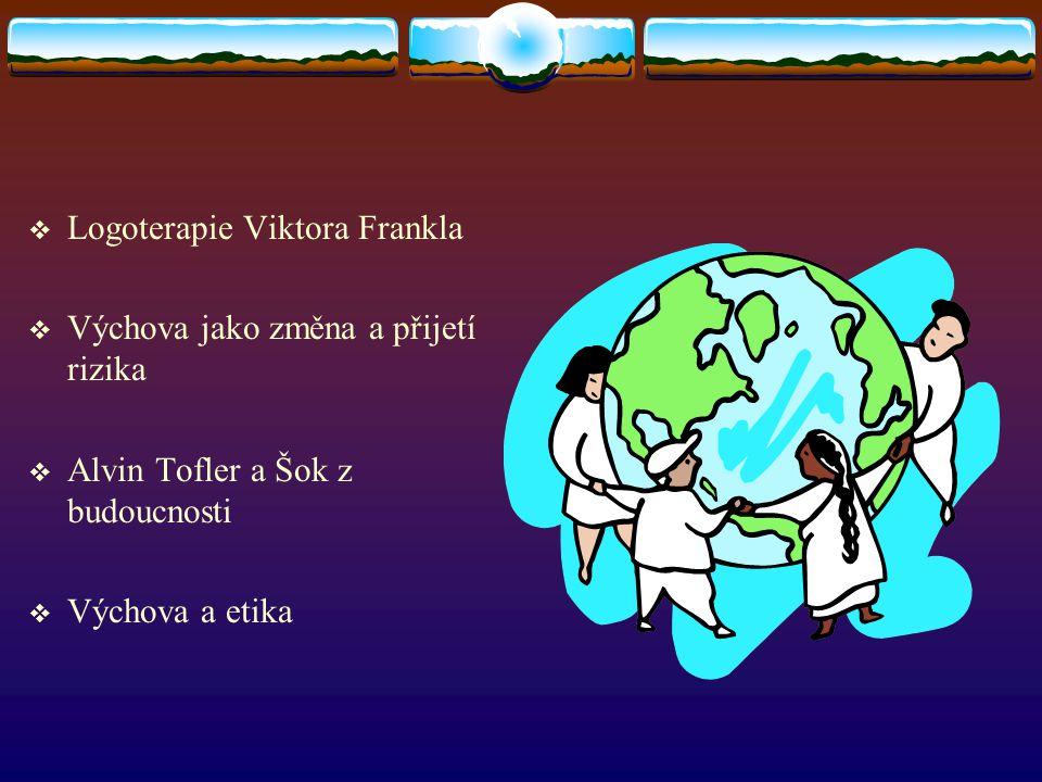 Logoterapie Viktora Frankla