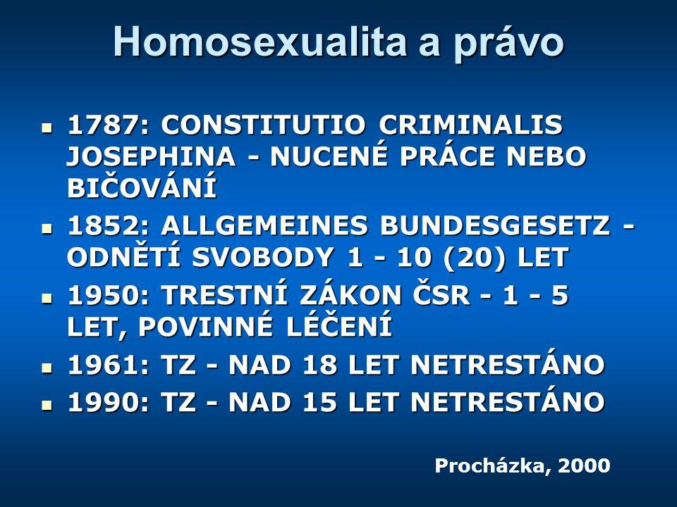 Homosexualita a právo 1787: CONSTITUTIO CRIMINALIS JOSEPHINA - NUCENÉ PRÁCE NEBO BIČOVÁNÍ.