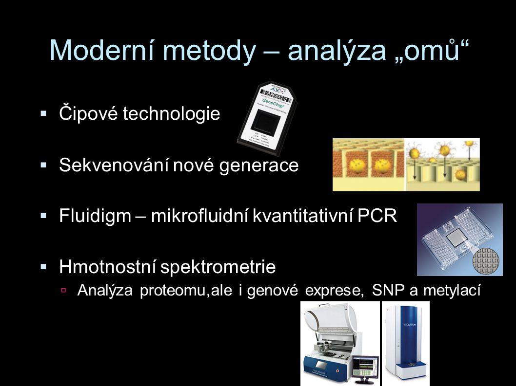 """Moderní metody – analýza """"omů"""