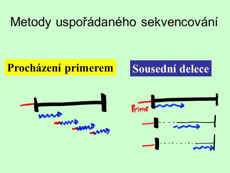 Metody uspořádaného sekvencování