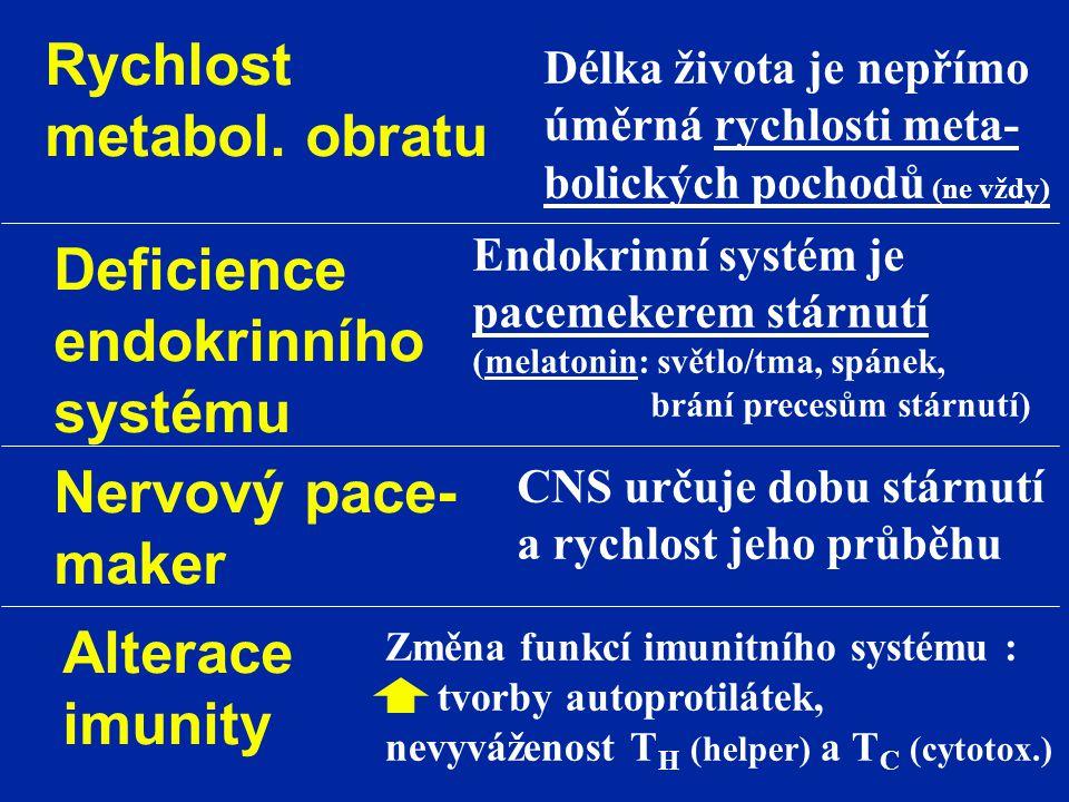 Rychlost metabol. obratu