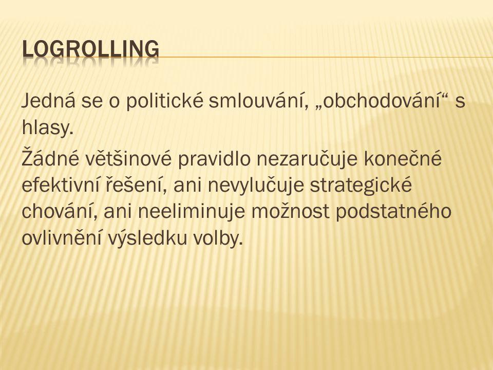 Logrolling