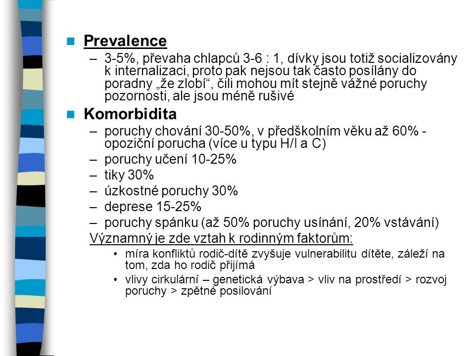 Prevalence Komorbidita