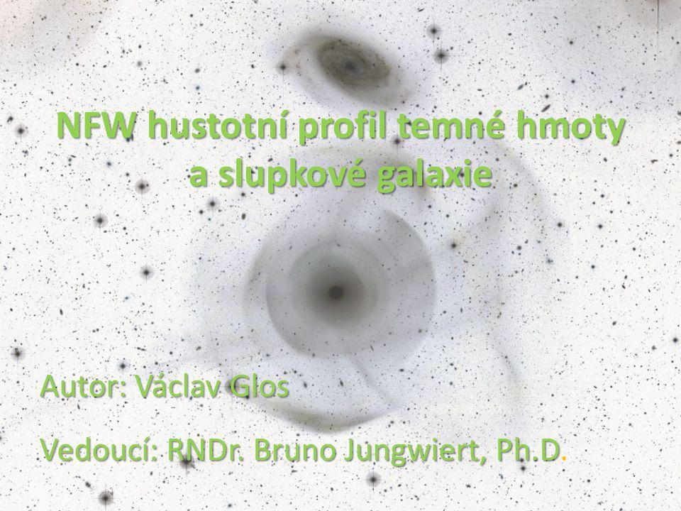 Autor: Václav Glos Vedoucí: RNDr. Bruno Jungwiert, Ph.D.