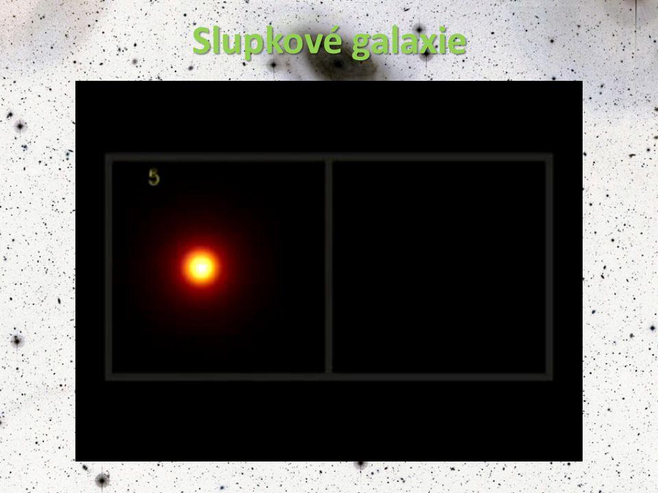 Slupkové galaxie
