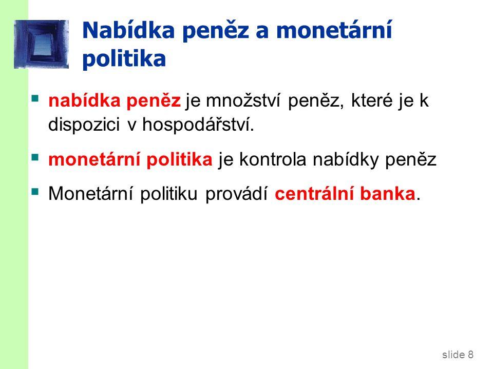 Kvantitativní teorie peněz