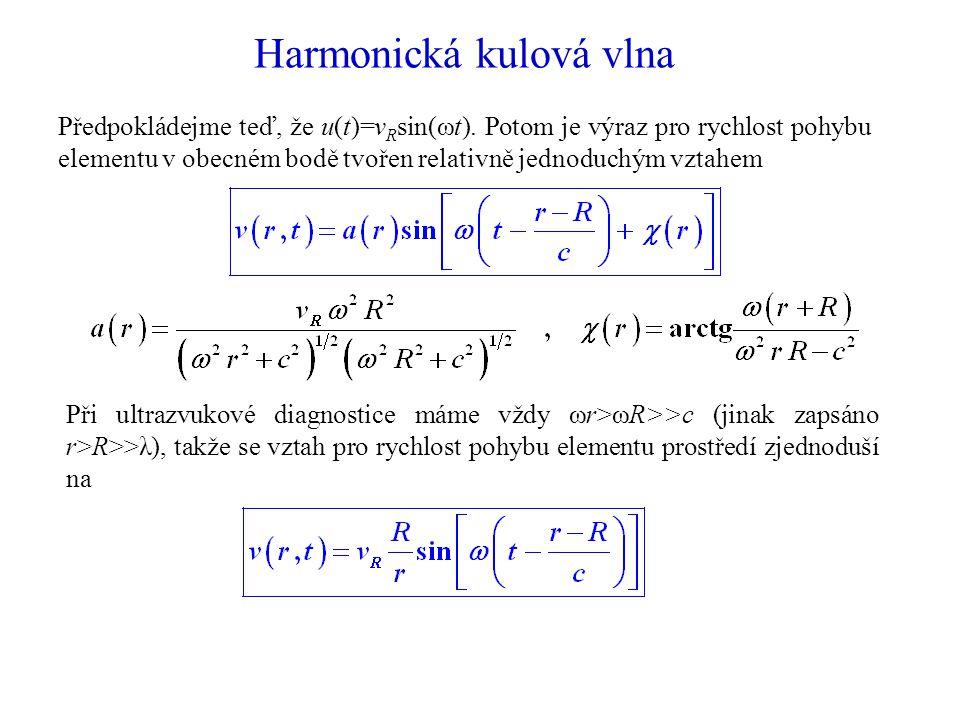 Harmonická kulová vlna