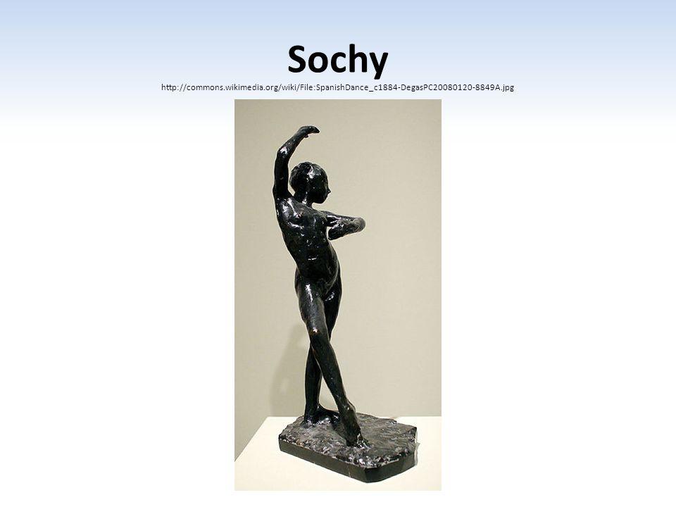 Sochy http://commons.wikimedia.org/wiki/File:SpanishDance_c1884-DegasPC20080120-8849A.jpg