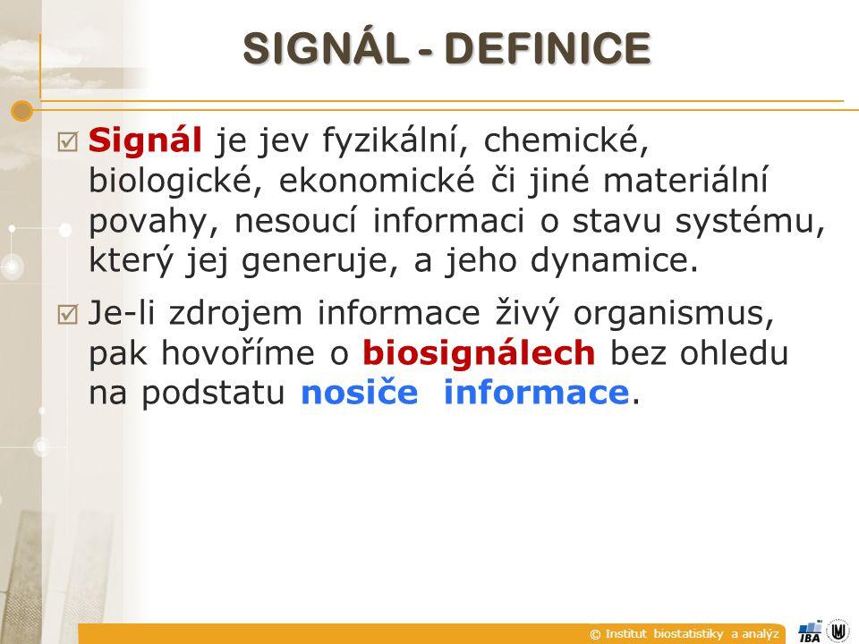 Signál - definice