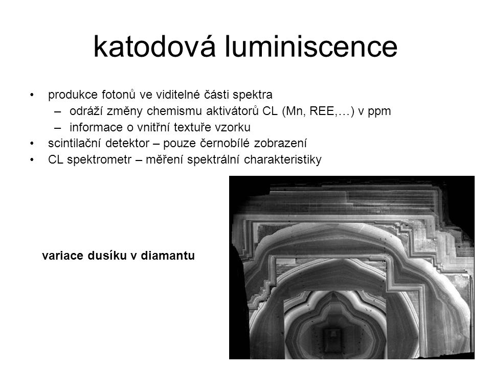 katodová luminiscence