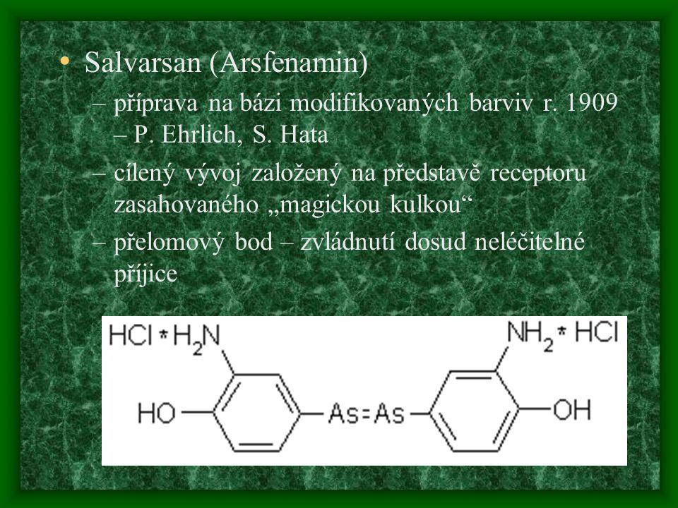 Salvarsan (Arsfenamin)