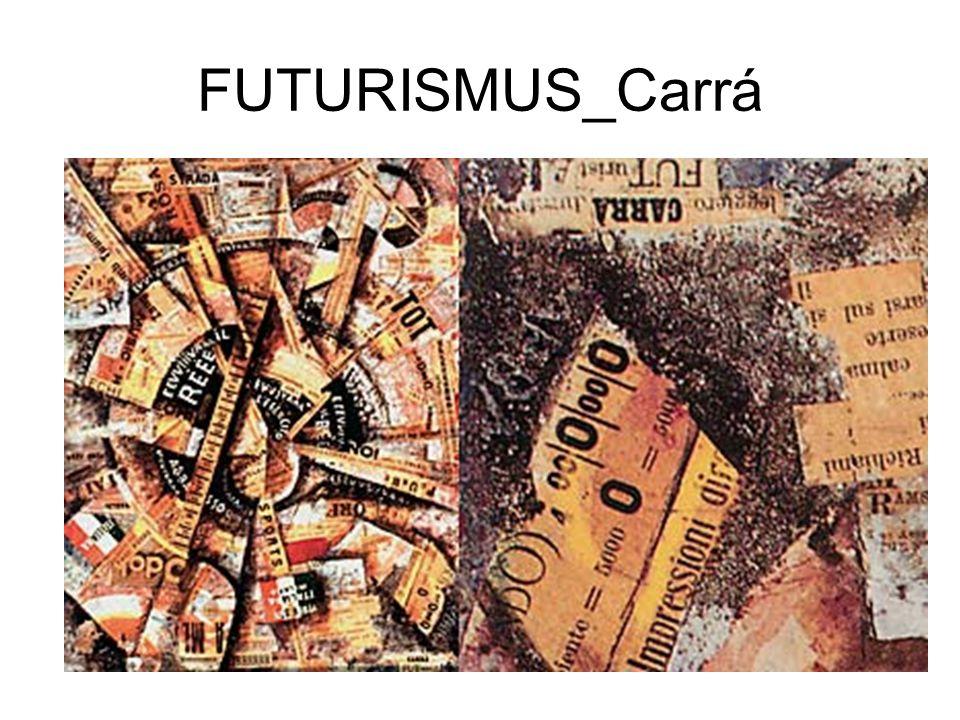 FUTURISMUS_Carrá