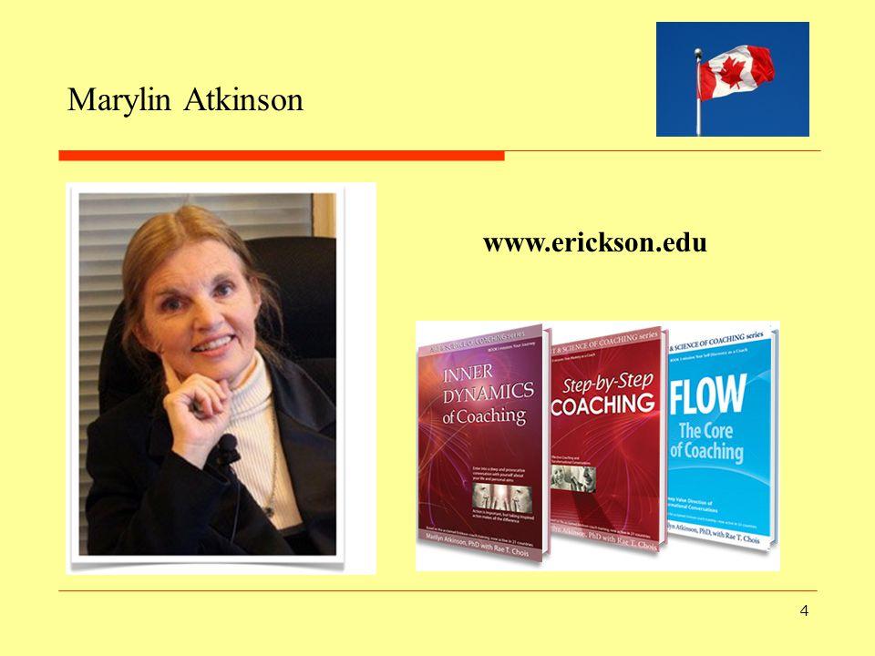 Marylin Atkinson www.erickson.edu