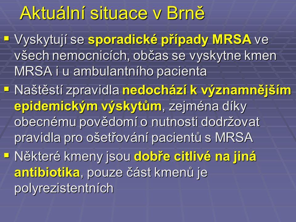 Aktuální situace v Brně