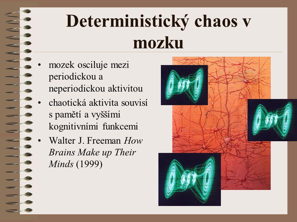 Deterministický chaos v mozku