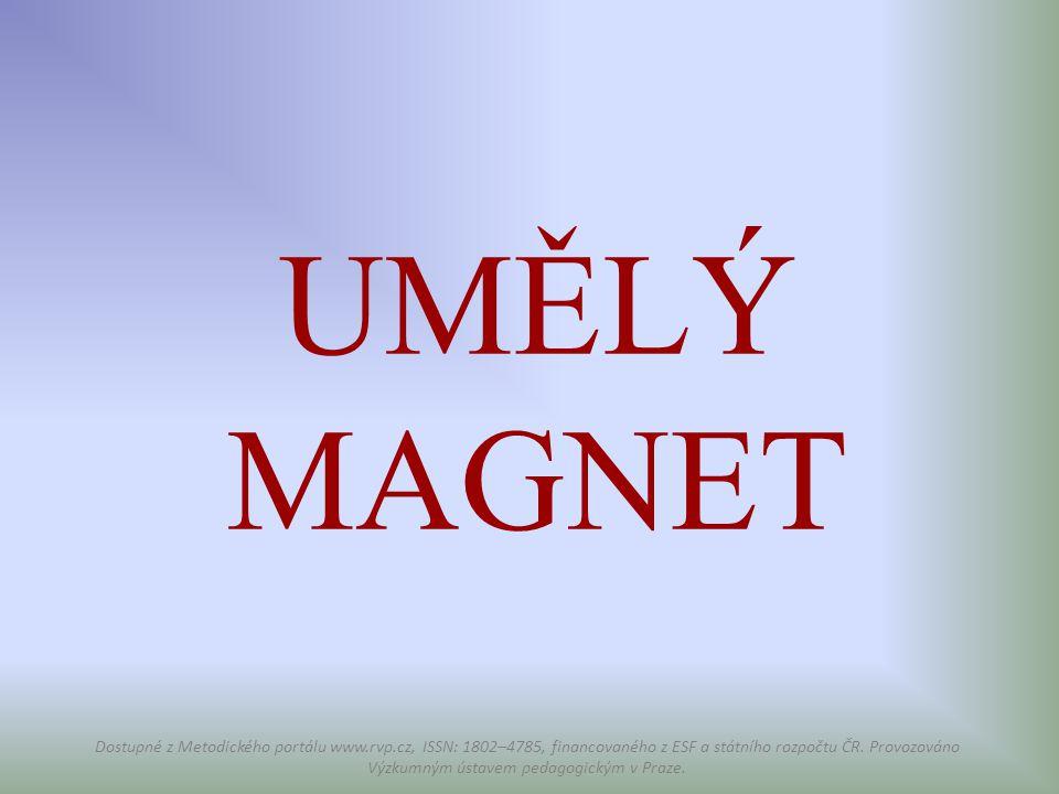 UMĚLÝ MAGNET