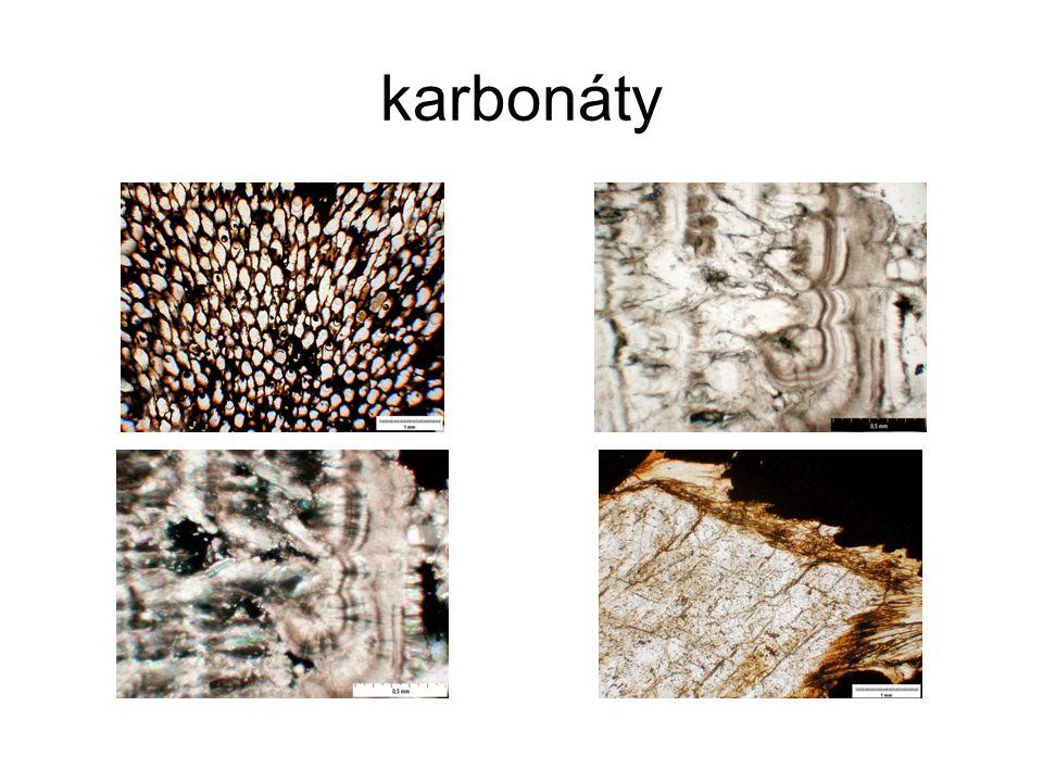 karbonáty