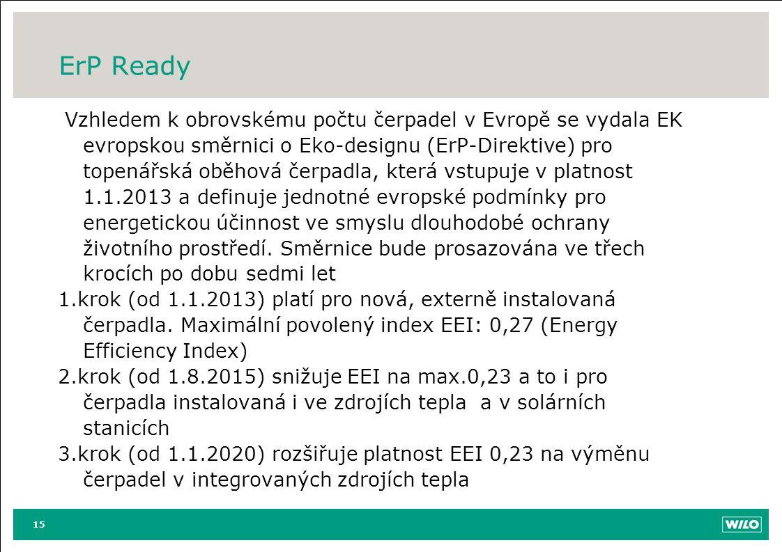 ErP Ready