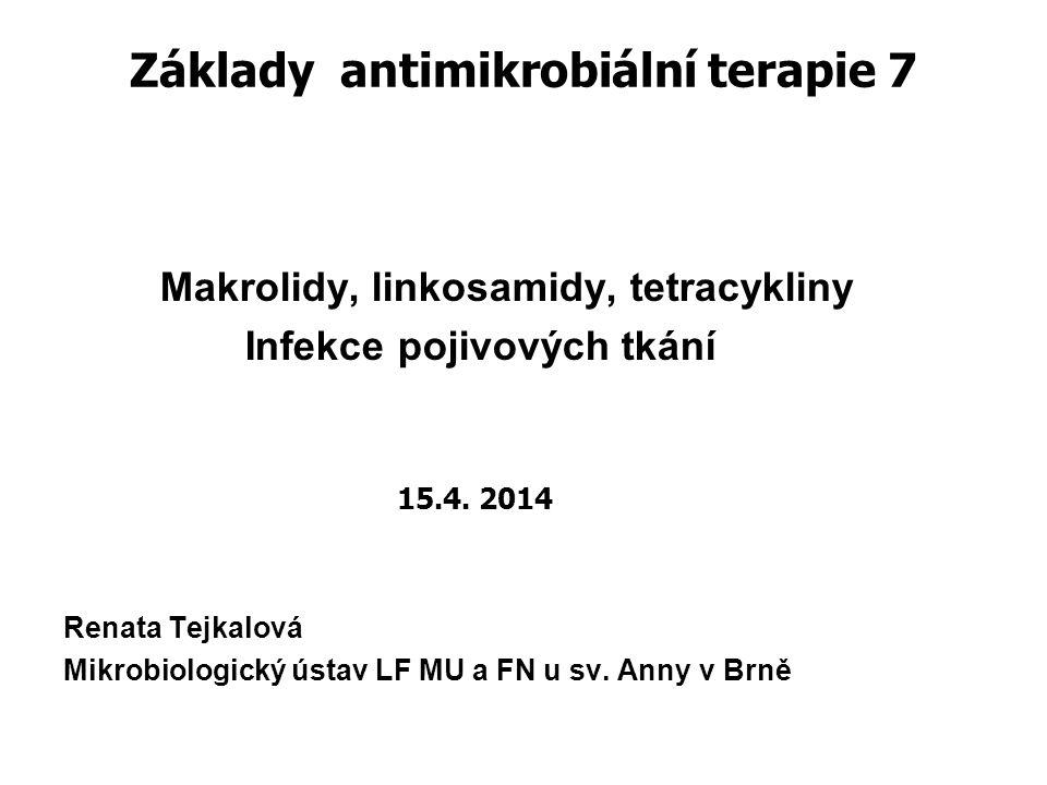 Základy antimikrobiální terapie 7