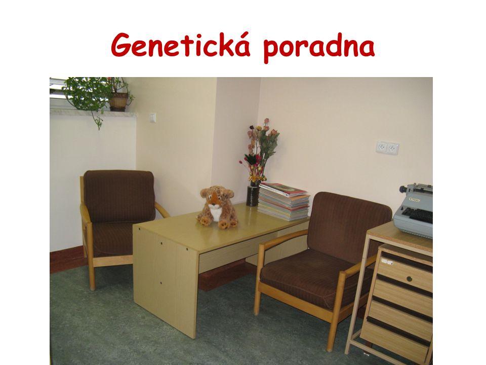 Genetická poradna 17