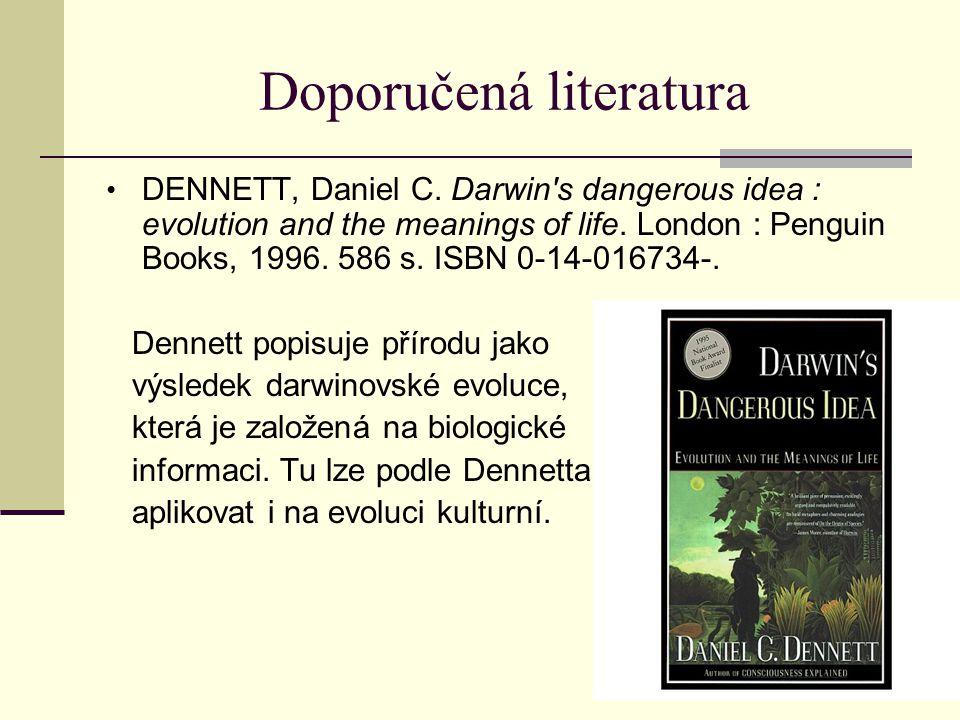 Doporučená literatura