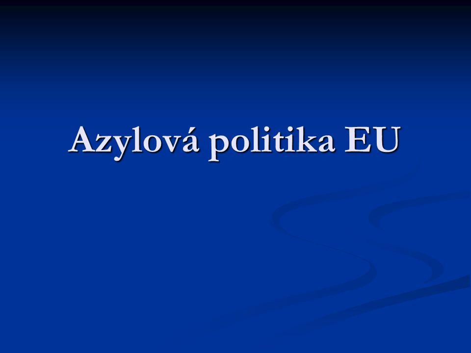 Azylová politika EU