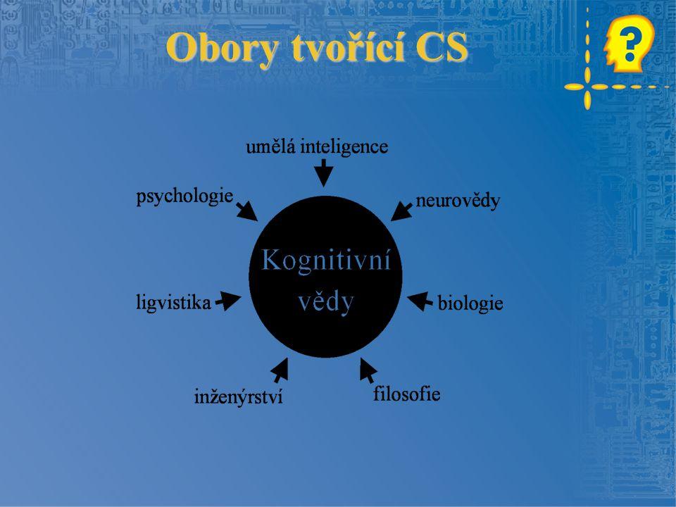 Obory tvořící CS