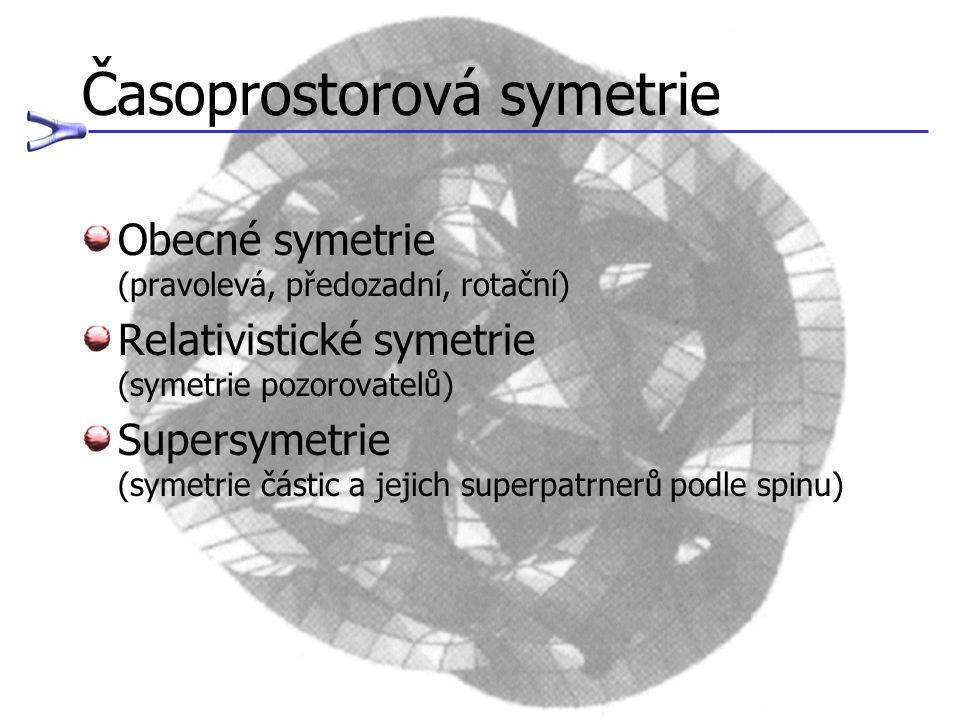Časoprostorová symetrie